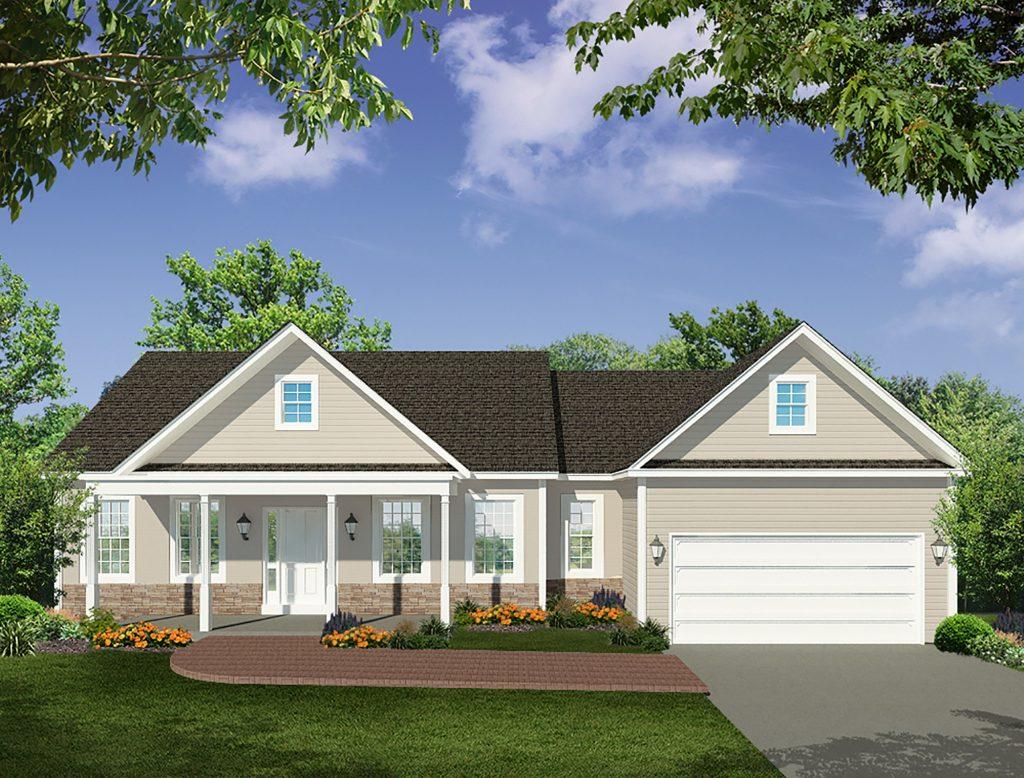 Apple Single Family Ranch Home Saratoga Springs, NY