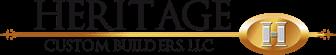 Heritage Custom Builders Logo