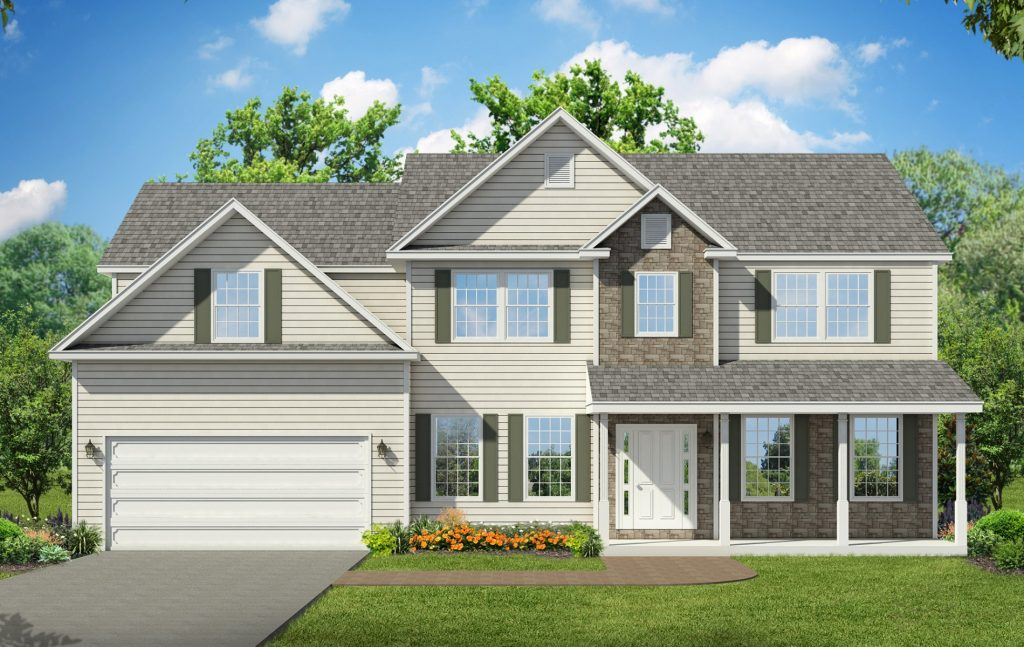 Beautiful Saratoga County, NY Custom Homes in Well-Planned Communities with Natural Settings.