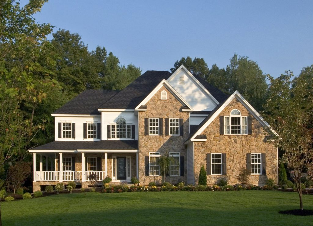 New Home Construction Exteriors in Ballston Lake, NY Saratoga County, NY & Clifton Park, NY