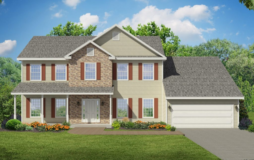 The Bartek New Home Construction in Ballston Lake, NY Saratoga County, NY & Clifton Park, NY