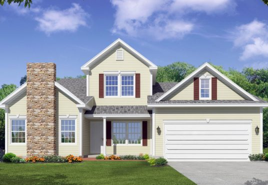 The Birch New Home Construction in Ballston Lake, NY Saratoga County, NY & Clifton Park, NY