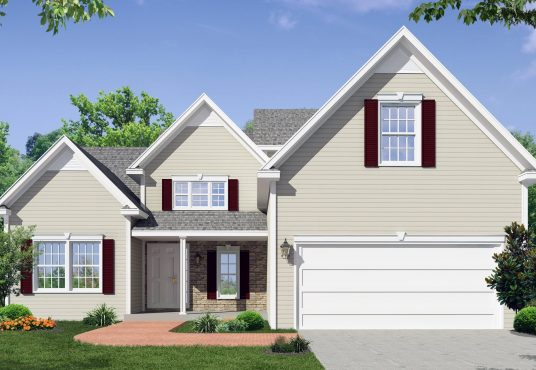 The Cedar New Home Construction in Ballston Lake, NY Saratoga County, NY & Clifton Park, NY