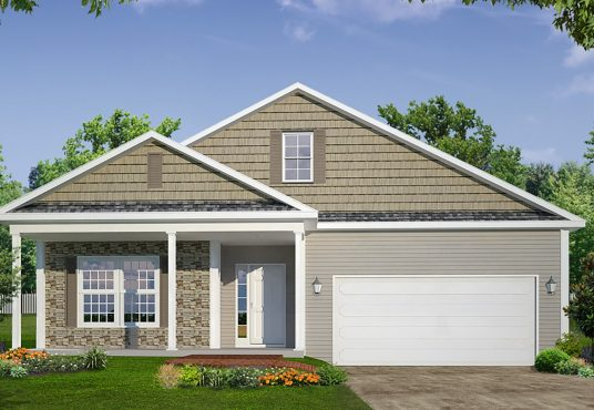 The Cottonwood New Home Construction in Ballston Lake, NY Saratoga County, NY & Clifton Park, NY