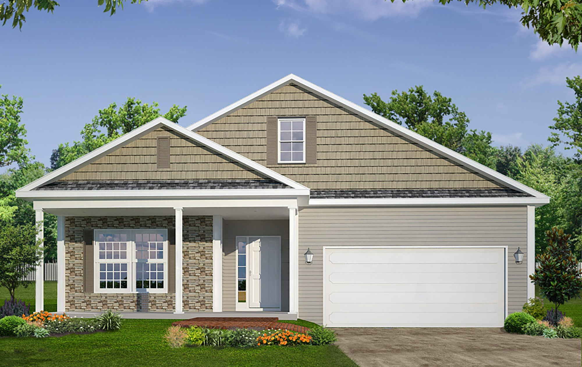 The Cottonwood New Home Construction in Ballston Lake, NY Saratoga County, NY & Clifton Park, NY