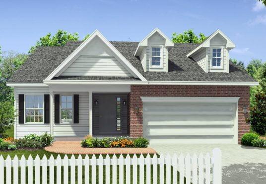 The Dogwood New Home Construction in Ballston Lake, NY Saratoga County, NY & Clifton Park, NY