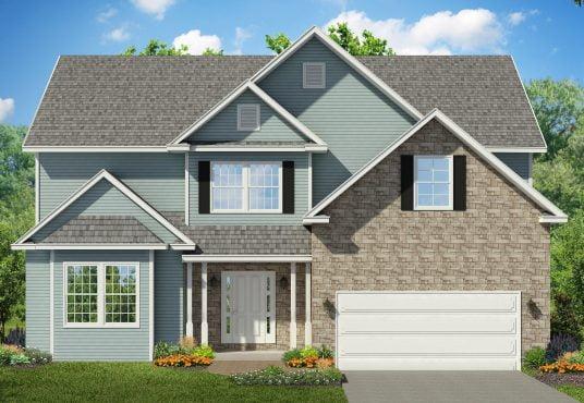The Elder New Home Construction in Ballston Lake, NY Saratoga County, NY & Clifton Park, NY