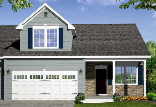 The Elm New Home Construction in Ballston Lake, NY Saratoga County, NY & Clifton Park, NY