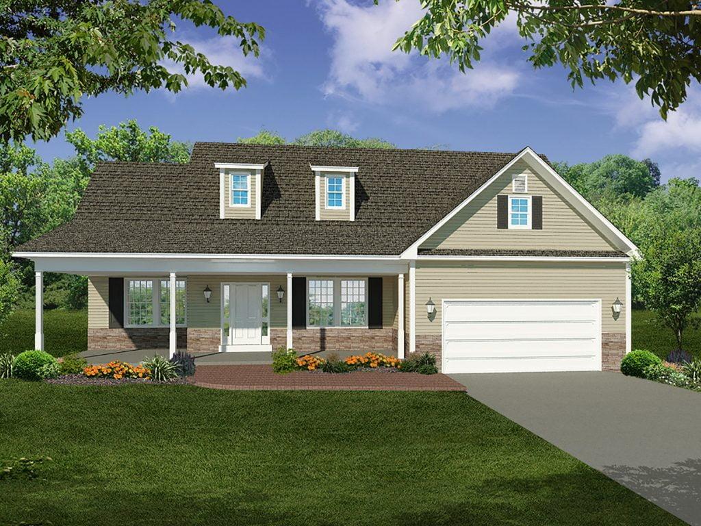 The Fig New Home Construction in Ballston Lake, NY Saratoga County, NY & Clifton Park, NY