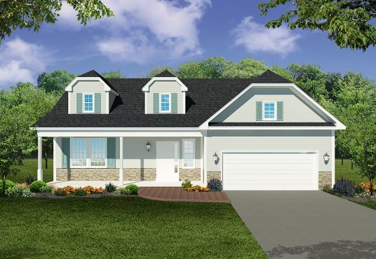 The Ginkgo New Home Construction in Ballston Lake, NY Saratoga County, NY & Clifton Park, NY