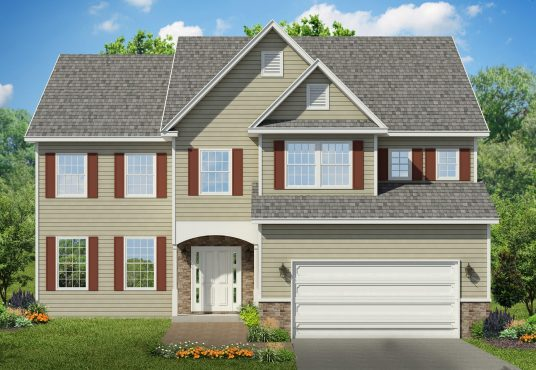 The Hazel New Home Construction in Ballston Lake, NY Saratoga County, NY & Clifton Park, NY