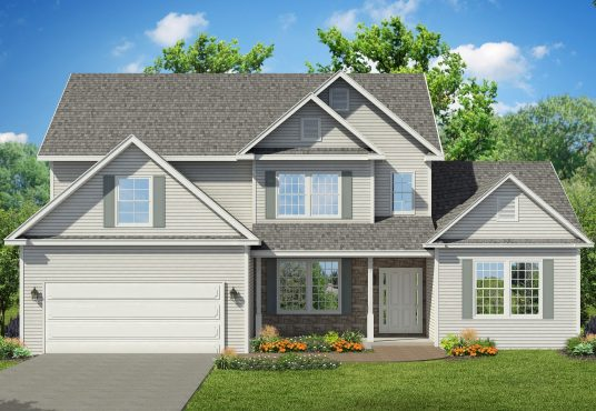 The Hemlock New Home Construction in Ballston Lake, NY Saratoga County, NY & Clifton Park, NY