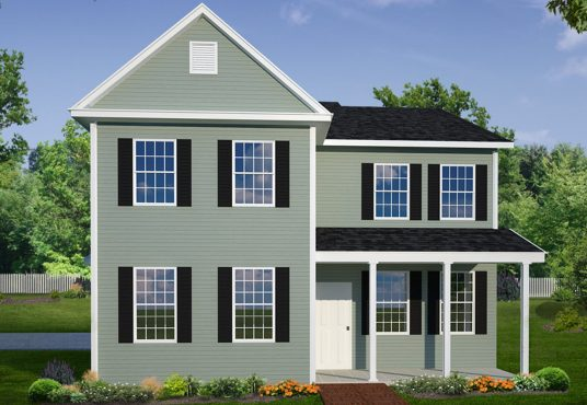 The Ironwood New Home Construction in Ballston Lake, NY Saratoga County, NY & Clifton Park, NY