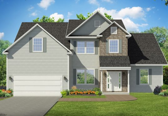 The Larch New Home Construction in Ballston Lake, NY Saratoga County, NY & Clifton Park, NY