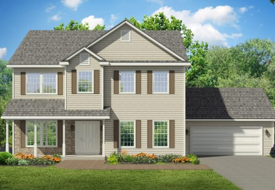 The Laurel New Home Construction in Ballston Lake, NY Saratoga County, NY & Clifton Park, NY