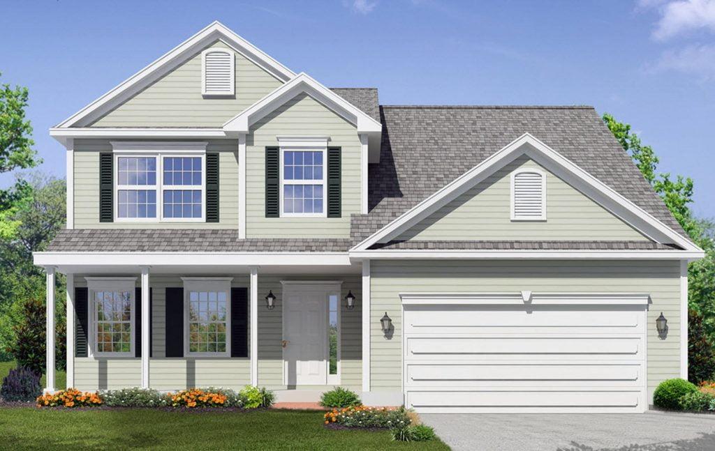 The Locust New Home Construction in Ballston Lake, NY Saratoga County, NY & Clifton Park, NY