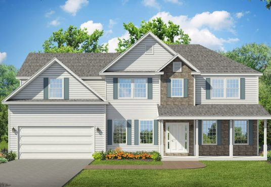 The Mulberry New Home Construction in Ballston Lake, NY Saratoga County, NY & Clifton Park, NY