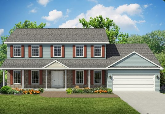The Olive New Home Construction in Ballston Lake, NY Saratoga County, NY & Clifton Park, NY