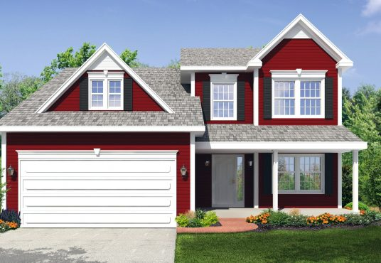 The Tamarak New Home Construction in Ballston Lake, NY Saratoga County, NY & Clifton Park, NY