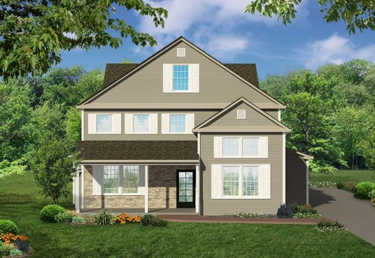 Heritage Custom Home Builders. New Construction Homes in Clifton Park, NY and Saratoga County, NY.