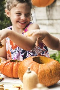 Pumpkin Carving the Perfect Pumpkin Heritage Custom Builders