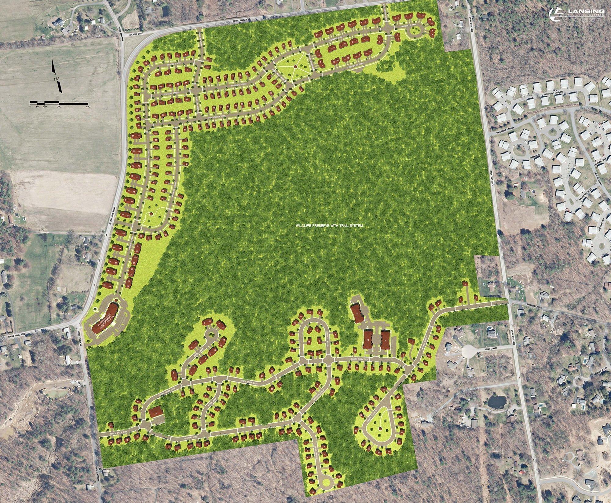 Timber Creek Preserve Full Map