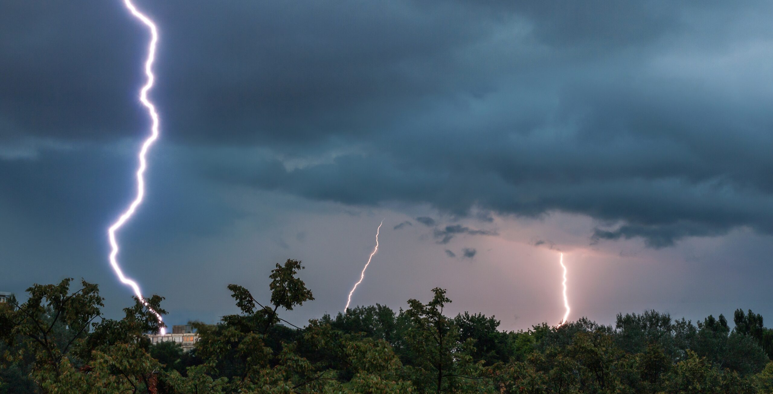 preparing your home for severe weather ahead storm with lighting
